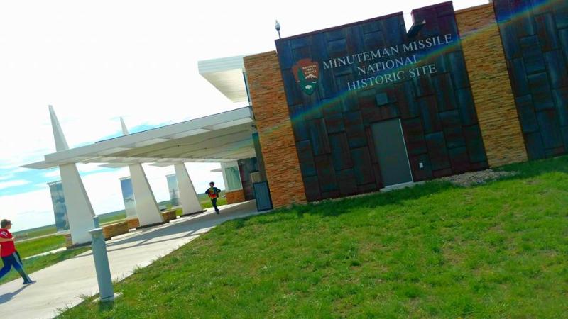 Minuteman missile site 1